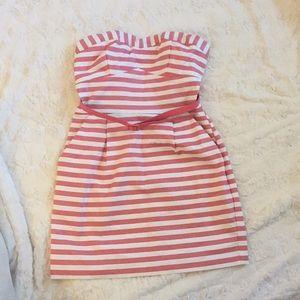 Charlotte Russe | Striped | Sleeveless Dress